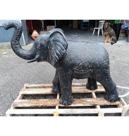 Elephant Bild in 3 Größen