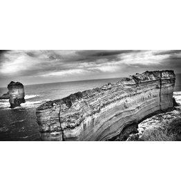 Dibond Malerei 98x49cm Erosion
