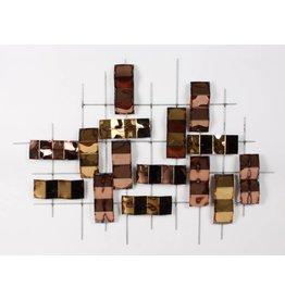 Wanddekoration Rectangle