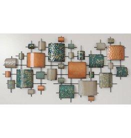 Wand decoratie Blocks