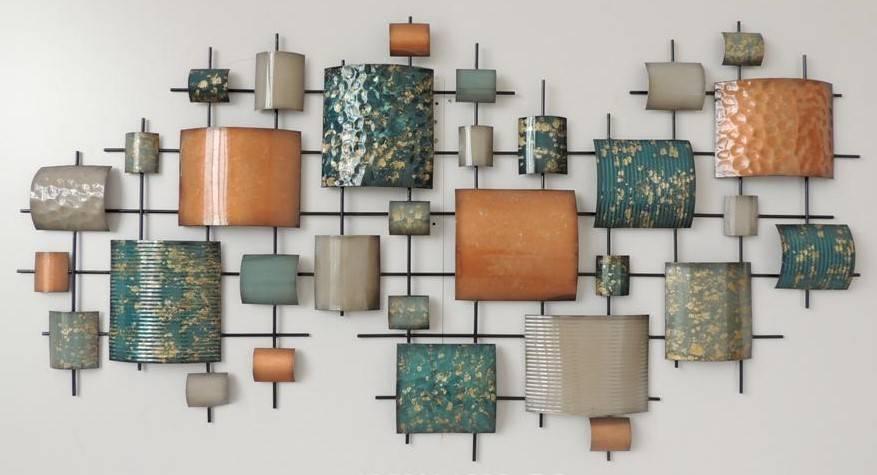 Wand decoratie blocks eliassen home garden pleasure
