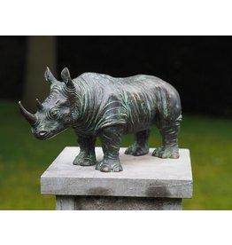 Eliassen Bronzestatuen Rhinoceros