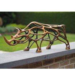 Bronzen sculptuur Neuwhoorn