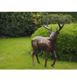 Eliassen Bronze-Statue großer Hirsch