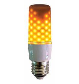 Flame lamp 64 led