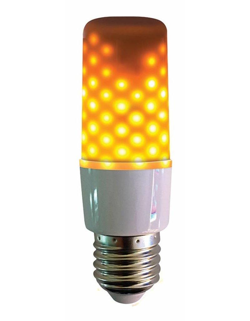 Vlamlamp 64 leds