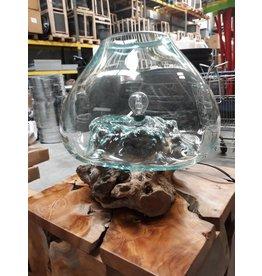 Stolp Lampe 40cm