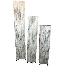 Stehleuchte Wood Wood Weiß