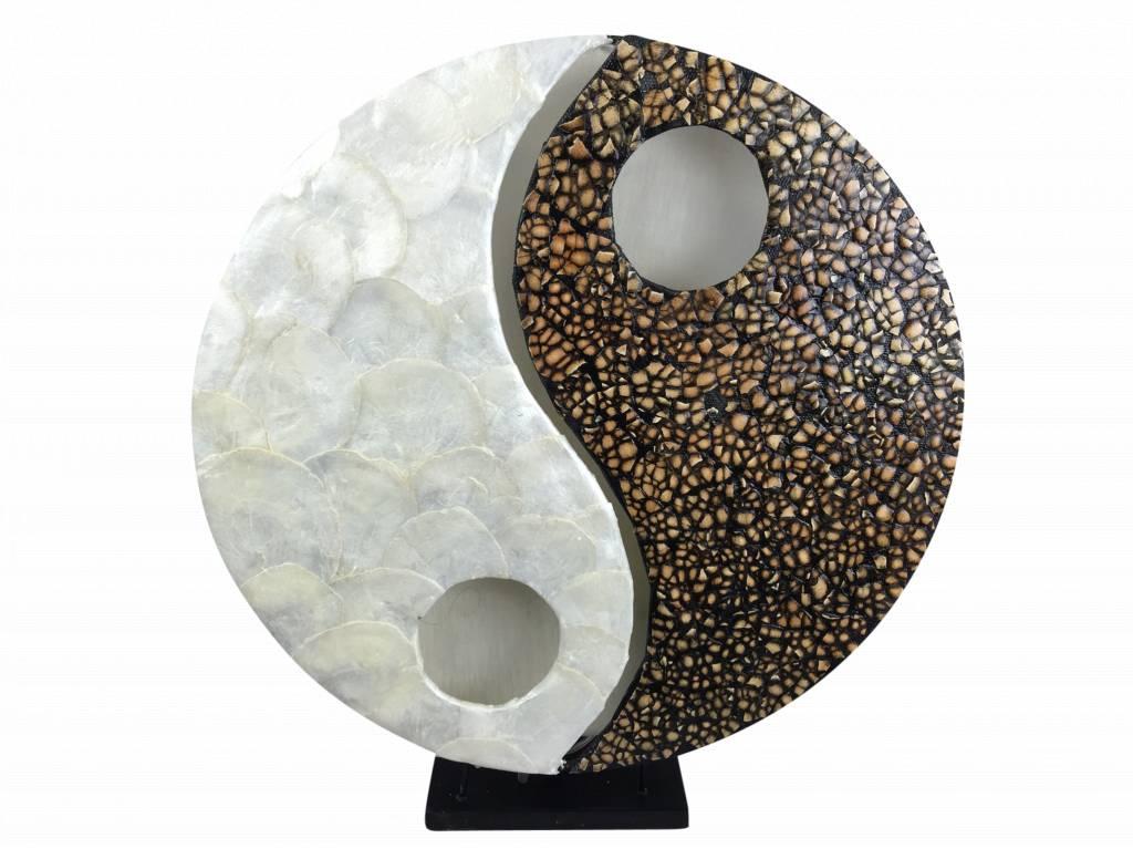 Eliassen Tafellamp YingYang Ei in 3 maten