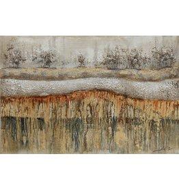 Canvas schilderij 120 x 80cm Dream