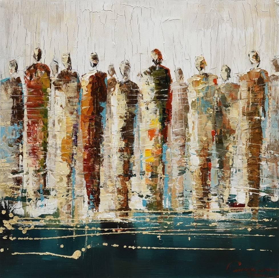 Voorkeur Canvas schilderijen | Olieverf schilderijen | Meer dan 2.000 @MJ49