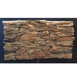 Eliassen Houten Wandpaneel Wander 120x70cm