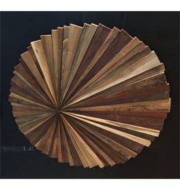 Wandpaneel Holz Sun