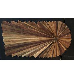 Wandpaneel Holz Breite