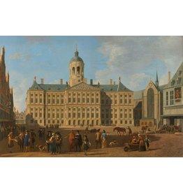 Gemälde Dibond Halle auf dem Damm