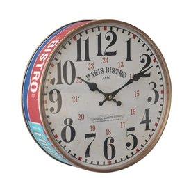 Clock Bistro Keksdose