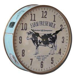 Keksdose Uhr Rindfleisch