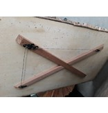 Wandpaneel hout Slice 150