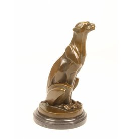 Bild Bronze Cheetah