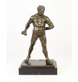 Bronze-Skulptur Hercules