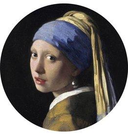 MondiArt Glasmalerei um Mädchen mit dem Perlenohrring