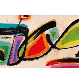 MondiArt Dibond schilderij Modern3  80x120cm