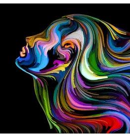 Ter Halle Glasmalerei Farben 100x100cm