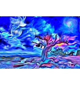 Ter Halle Glasmalerei Modern 80x120cm
