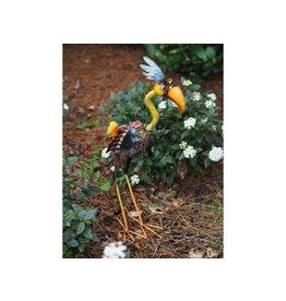 Eliassen Metalen vogel fantasie