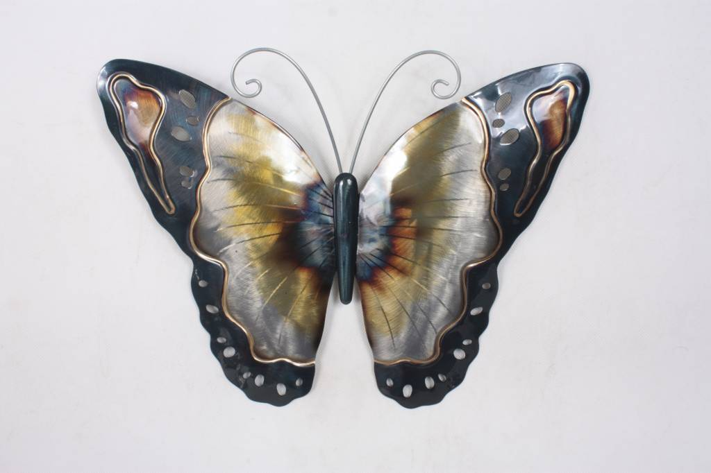 Eliassen Muurvlinder groot ijzer