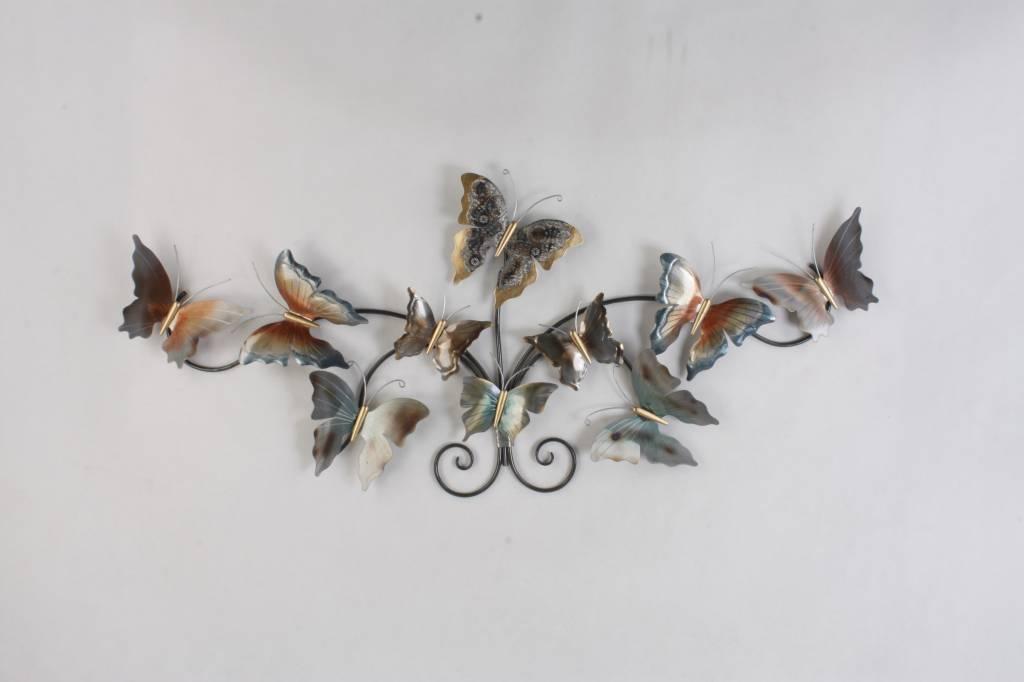 Eliassen Muurvlinders op sierrek