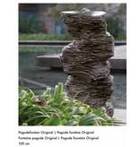 Eliassen Pagode fontein marmer 100cm
