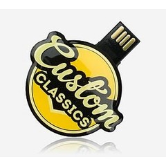 USB Stick USB2.0 Shape Capless