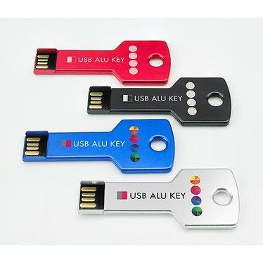 USB Stick USB2.0 Type Alu Key