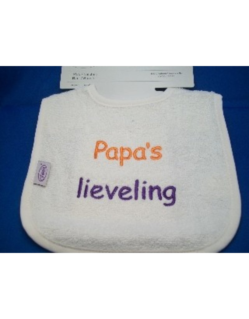 Papa's lieveling slab