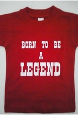 Born to be a legend