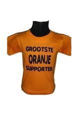 grootste oranje supporter