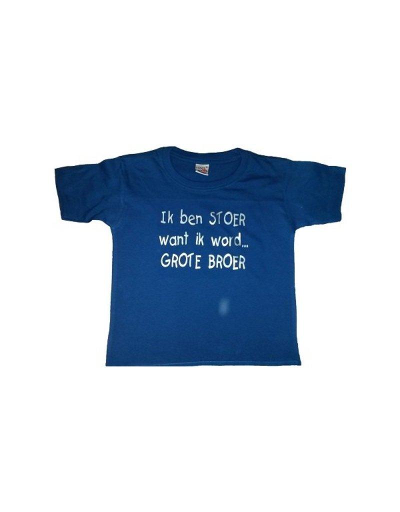 Eigen tekst Baby t-shirts