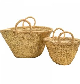 Baskets gold sequin big and small