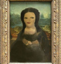 Mona Lisa's secret