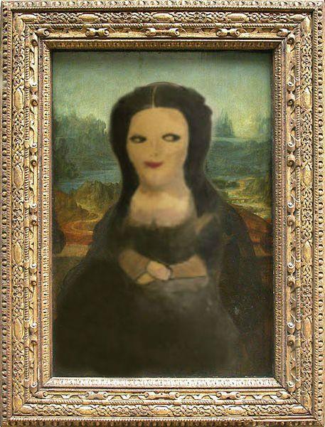 Mona Lisa secret