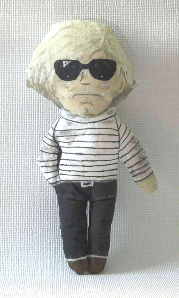 Andy Warhol's secret