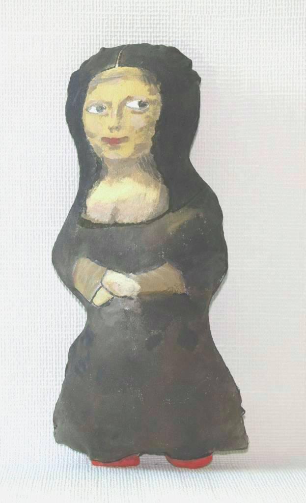 Mona Lisa's secret