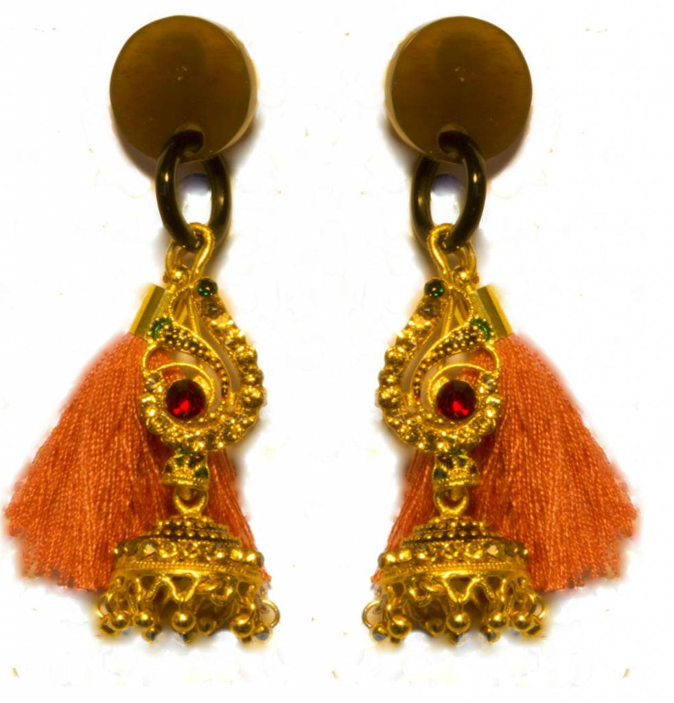 "Earrings ""Breitner"""