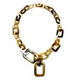 """Horn necklace """"Miu"""""""