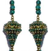 """Earrings """"Shiva"""""""