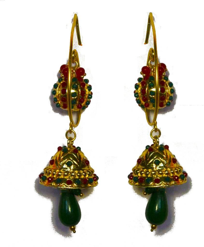 """Earrings """"Pushkar"""""""