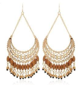 """Earrings """"Fringle"""""""