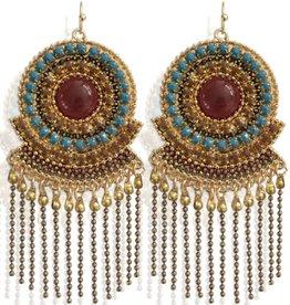 "Earrings ""Amal"""