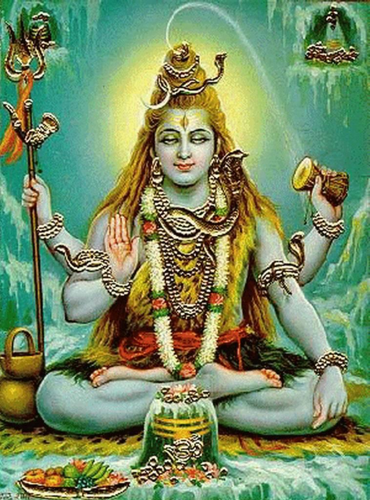 """Oorbellen """"Shiva"""""""